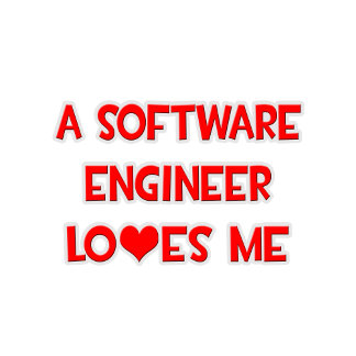 A Software Engineer Loves Me
