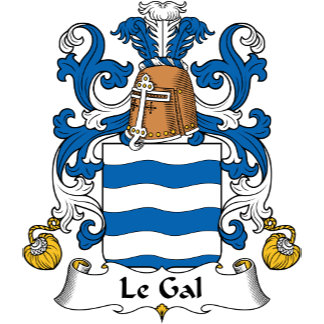 Le Gal Family Crest