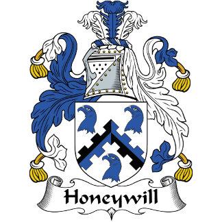Honeywill Family Crest