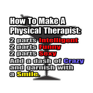 How To Make a Physical Therapist