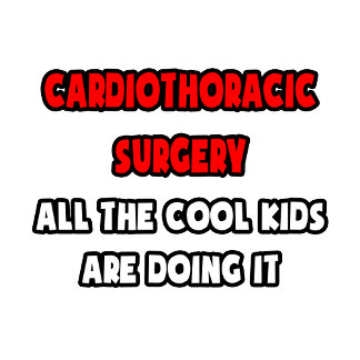 Funny Cardiothoracic Surgeon Shirts and Gifts