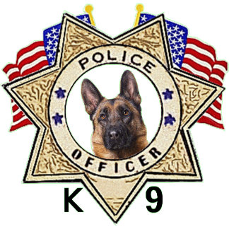 Police_Badge_Officer_Flags_K--9_Cutout