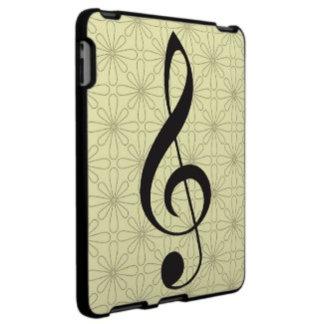 Music iPad Cases
