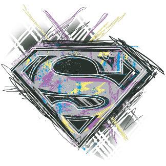 Supergirl Scribbles Logo