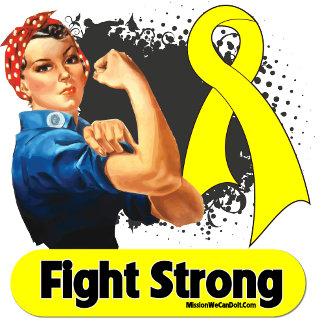 Bladder Cancer Fight Strong Rosie Riveter