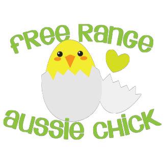 Free range Aussie chick! Australian woman