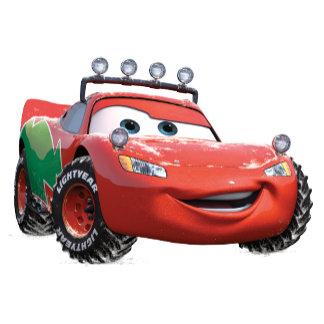 Holiday Lightning McQueen