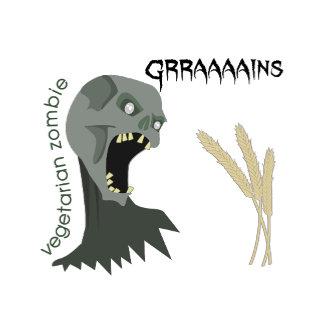 Vegetarian Zombie wants Graaaains!