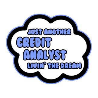 Credit Analyst .. Livin' The Dream