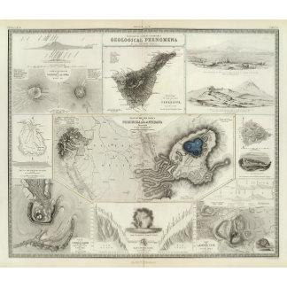 Geological phenomena