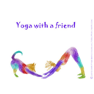 Yoga With A Friend LT
