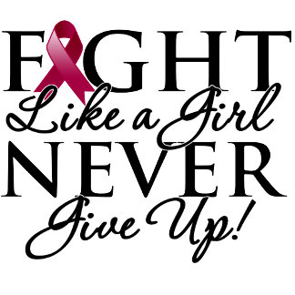 Multiple Myeloma  Fight Like a Girl Never Give Up