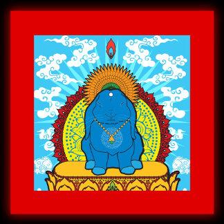 BUDDHA BUN