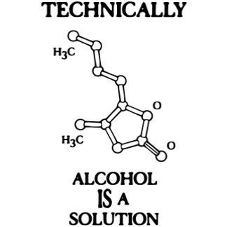Alcohol, A Solution