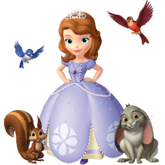 Sofia and Her Animal Friends
