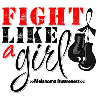 Melanoma Awareness Fight Like a Girl
