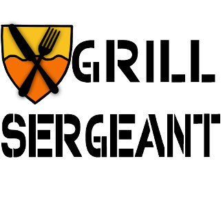 GRILL Sergeant Grilling Humor for Dad