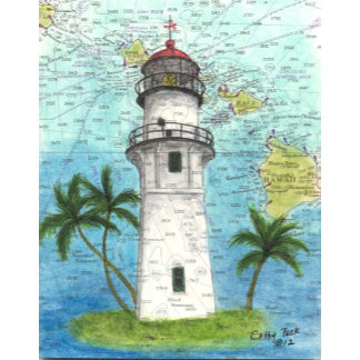Pacific Lighthouses