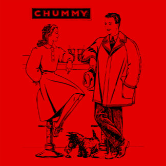 1935 Red Chummy