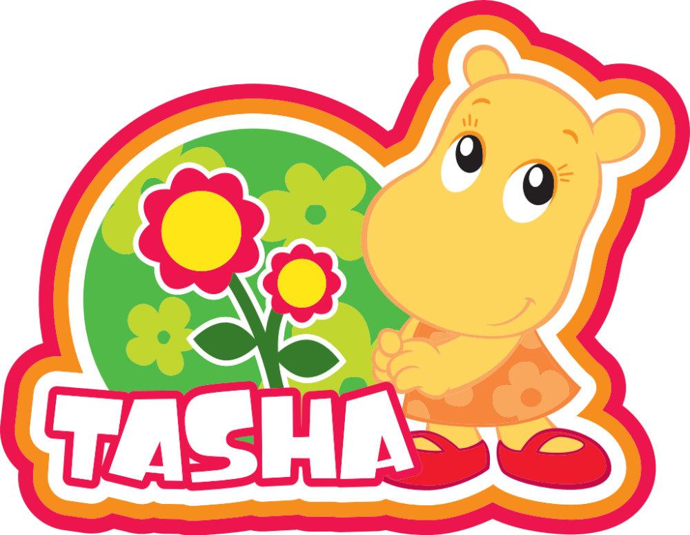 Just Tasha