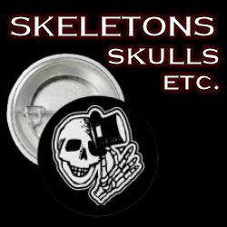 Skulls : Skeletons