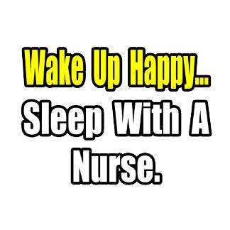 Sleep With a Nurse