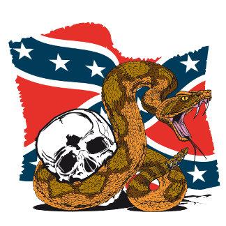 Rebel Skull Snake