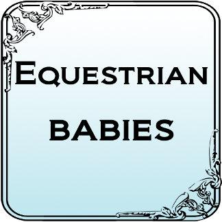 Equestrian Babies Tees & Creepers