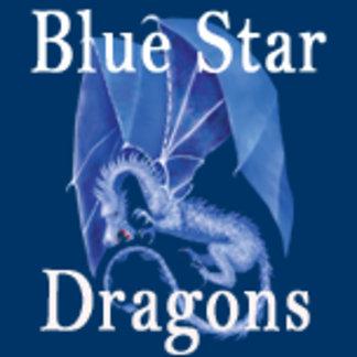 Blue Star Dragon