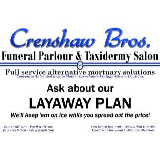 Lay Away Plan
