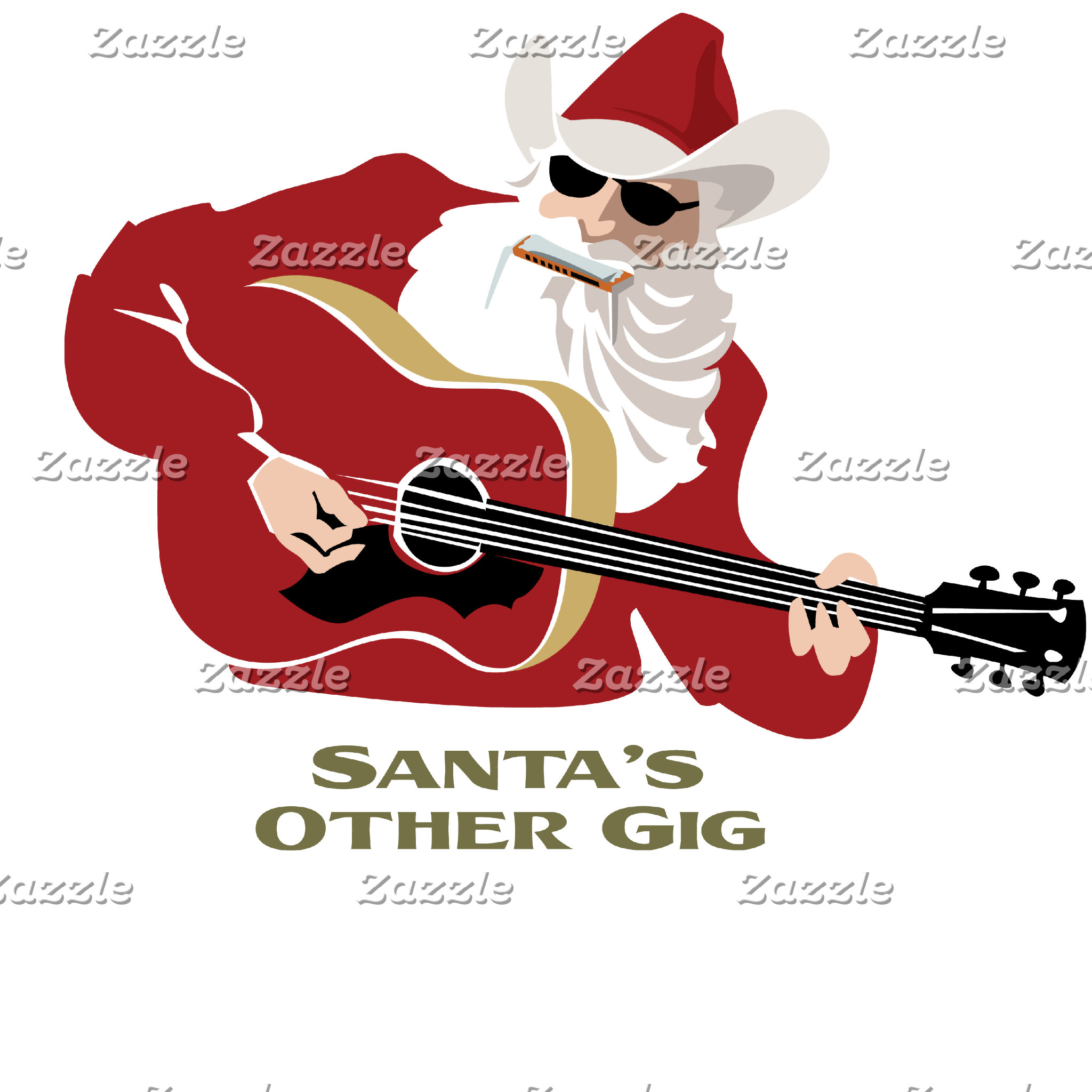 Santa's Other Gig
