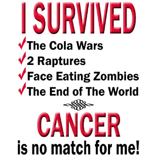Survivor - Cancer No Match