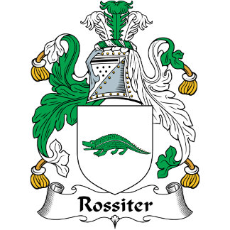 Rossiter Coat of Arms