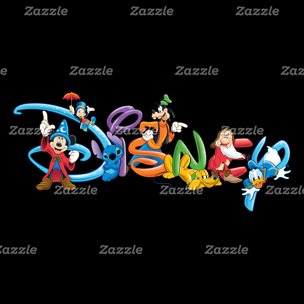 Disney's Logos & Letters