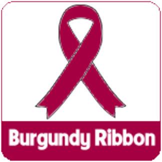 Burgundy Ribbon Causes