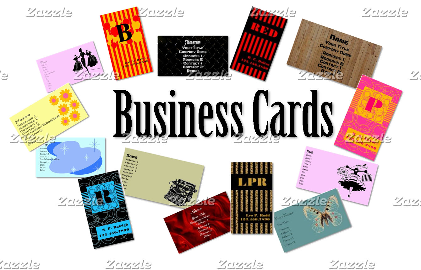 Business Cards Gifts & Accessories