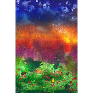 Abstract - Crayon - Utopia