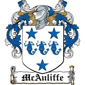 McAuliffe Coat of Arms