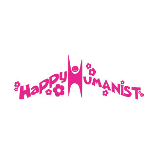 Groovy Happy Humanist Pink