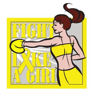 Bladder Cancer Fight Like A Girl Boxer