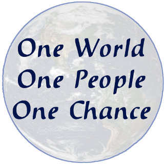One World One People One Chance