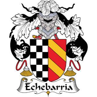 Echebarria Family Crest