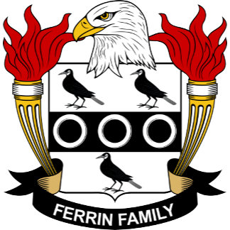 Ferrin Coat of Arms