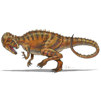 Allosaurus Dinosaur