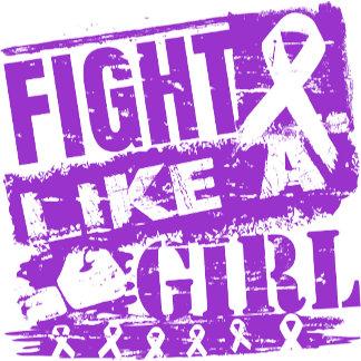 Epilepsy BurnOut Fight Like a Girl