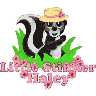 Little Stinker Haley Personalized