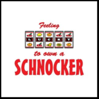 Feeling Lucky to Own a Schnocker