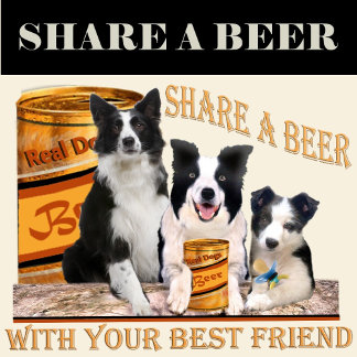 SHARE A BEER WITH FRIEND