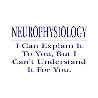 Neurophysiology  .. Explain Not Understand