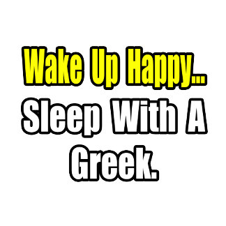 Sleep With a Greek